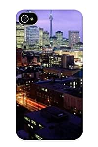 Hot F1f85e6248 Case Cover Protector For Iphone 4/4s- Toronto/ Special Gift For Lovers
