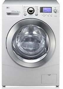 LG F14164WH Independiente Carga frontal 11kg 1400RPM A Color blanco - Lavadora (Independiente, Carga frontal, Color blanco, LED, Izquierda, A)