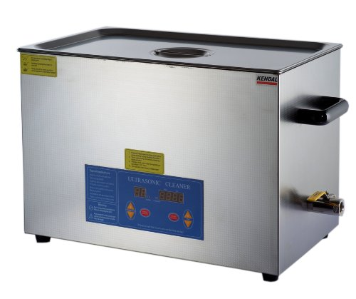 Kendal Commercial grade 780 watts 5.55 gallon heated ultrasonic cleaner HB821 by Kendal