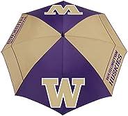 "NCAA Washington Huskies 62"" Windsheer Lite Golf Umbrella62 Windsheer Lite Golf Umbrella, Mult"