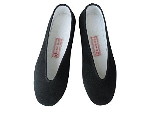Gummiüberzug Tai mit Fu Handgenähte Kung Baumwollsohle Handgenähter Schuhe für Ideale Lagiger Baumwollsohle 101 8 Chi 6nwqZAnE