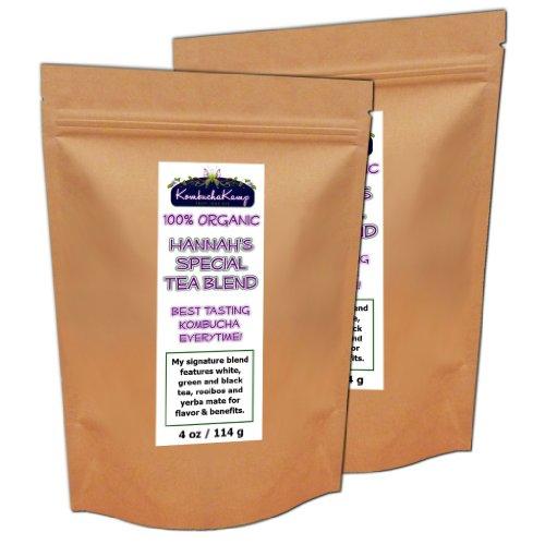 - Hannah's Special Premium 5 TEA BLEND - Half Pound (120 Servings)