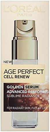 L'Oreal Paris Edad Cell Perfect Renew New Golden Serum Avanzado 30ml Restauración