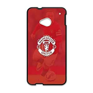 Printed Phone Case Manchester For HTC One M7 LJS2339