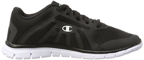Mujer Negro Nbk Zapatillas Cut para Shoe Low Running Alpha de Champion Wht nz8gvfxwf