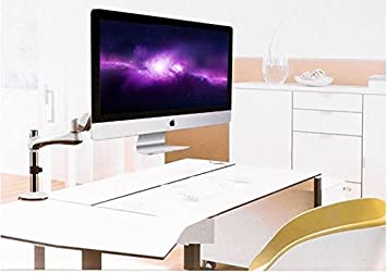 Desk Stand Arm Mount for iMac Fits 215 and 27 Inch 3 Amazonco