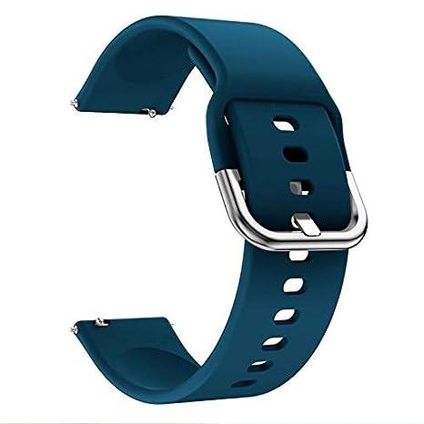 Correa de silicona suave para reloj deportivo de repuesto ...