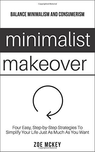 Minimalist Makeover Step Step Consumerism product image