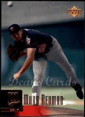 2 Mark Redman Minnesota Twins (Baseball Card) Dean's Cards 8 - NM/MT Twins ()