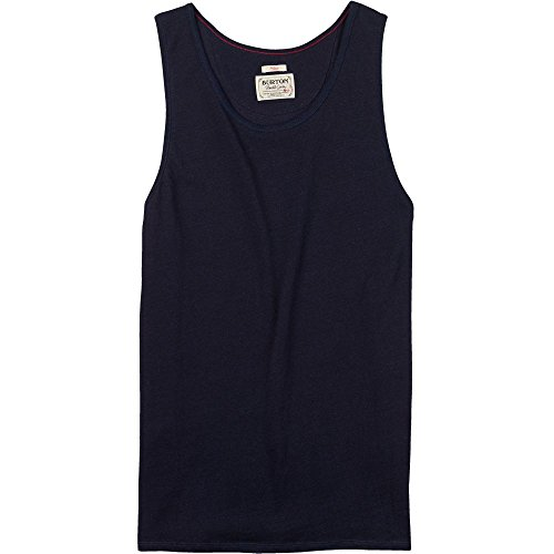 BURTON Men's Reed Tank Top, X-Large, Indigo (Stripe Dobby Classic Shirt)