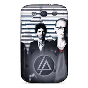 Samsung Galaxy S3 Kra1510naFj Unique Design Stylish Linkin Park Pattern Protector Cell-phone Hard Cover -Marycase88