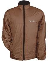 FlyLow Gear Swindler Insulated Jacket - Men's Brown, S