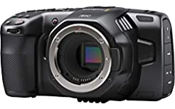 Blackmagic Design Pocket Cinema Camera 6...