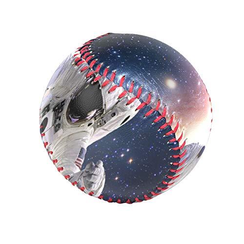 Baseballs - Bola de béisbol de chocolate con diseño de donut para jugar a la liga, practicar y regalar, Fotos 3, Talla...