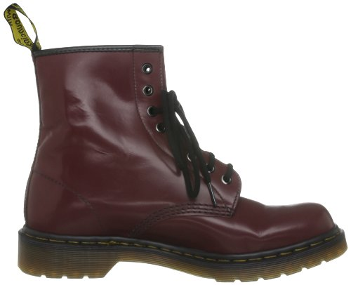 Unisex 1460 Dr Basse Smooth Rosso Stringate Martens Milled Adulto Bordeaux Scarpe Brogue 5wAqFf8w