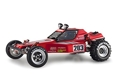 Kyosho Tomahawk 1: 10 Vintage Off-Road Racer Reproduction Vehicle from Kyosho