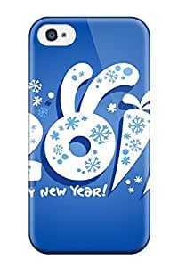 Gary L. Shore's Shop 9068705K92622679 Premium Iphone 4/4s Case - Protective Skin - High Quality For 2011 New Year Wishes