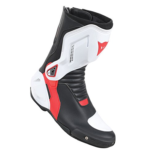 Dainese Nexus Boots (42) (BLACK/WHITE/LAVA RED) for sale  Delivered anywhere in USA