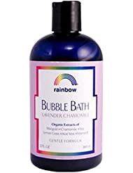 Rainbow Research Gentle Bubble Bath Formula, Lavender and Chamomile, 12 Ounce