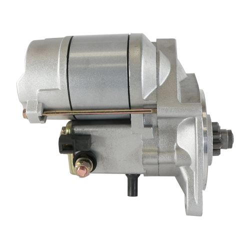 DB Electrical SND0686 Starter For Ishikawajima IHI 35J Backhoe W Isuzu Engine/AGCO ST28A, AGCO Challenger MT255 /Airman AX 29 U CGL/Massey Ferguson MF-1220 FC33 /3710466M93 /8970489660