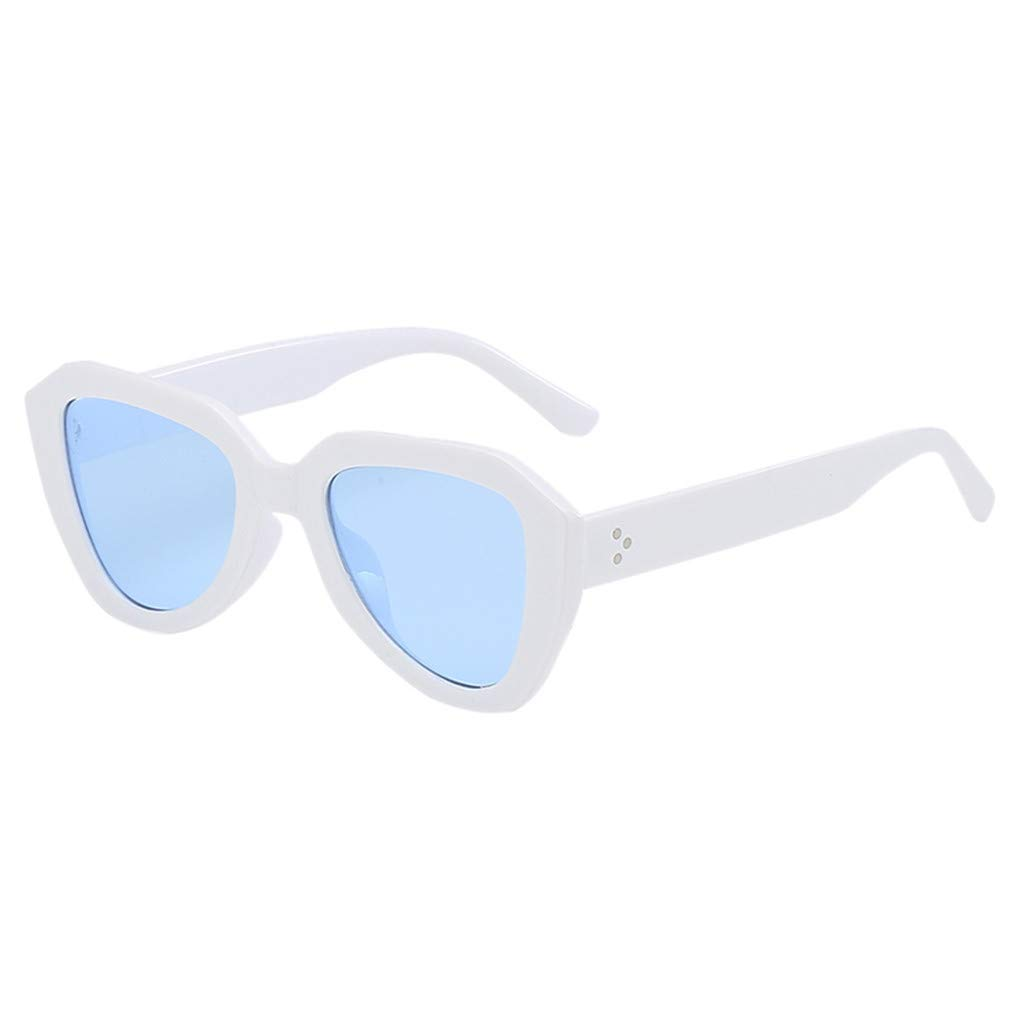 FLY-blue Sunglasses for Men 100/% UV Protection Wayfarer Sun Glasses for Driving Men Clear Vision Rectangular TR90 Frames