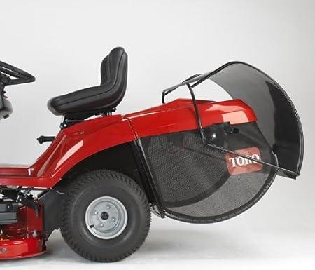 TORO DH140 Tractor de jardín Trasero - Libre Multiherramienta de ...