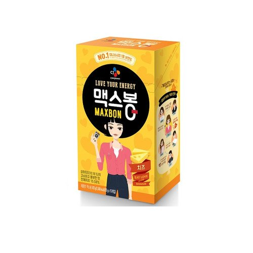 [5packs] CJ Maxbon Cheese Sausage snack 825g / instant food / instant snack / Korean food