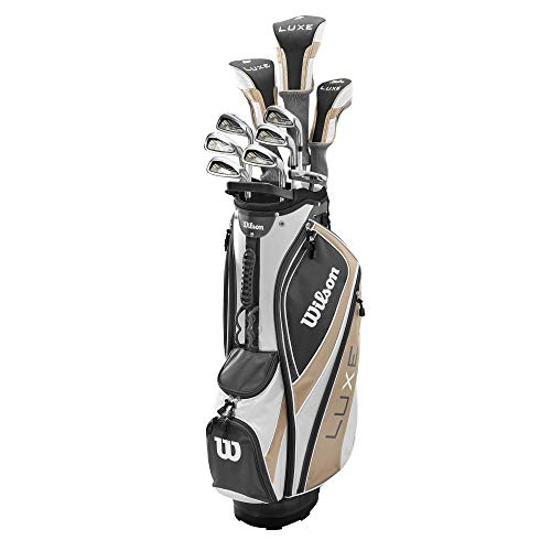 Wilson Luxe Golf Complete Golf Set Women's Right Hand from Wilson