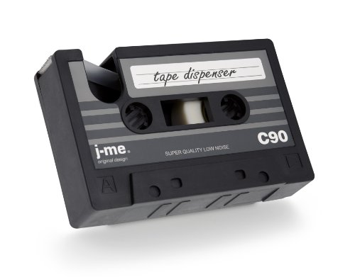 Cassette Tape Holder Dispenser office