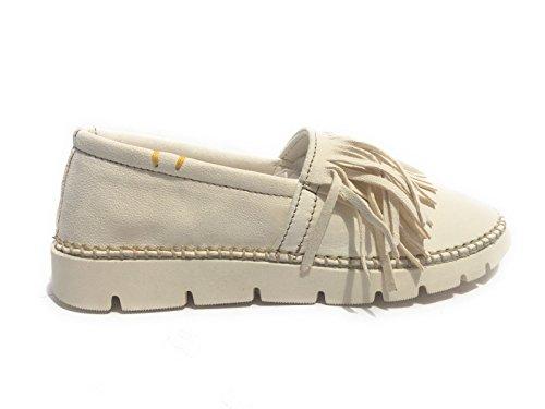 By Donna nab BARBATO panna pantofolina ds17nb07 YOX in N fondo extralight scarpe rrqHn5wzax