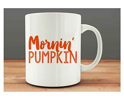 Mornin' Pumpkin Mug, morning pumpkin (Bbc Food Halloween Cake)