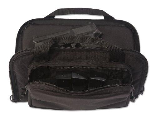 UPC 724679410143, Elite Survival Pistol Case with Padded Pocket, 10-Inch, Black