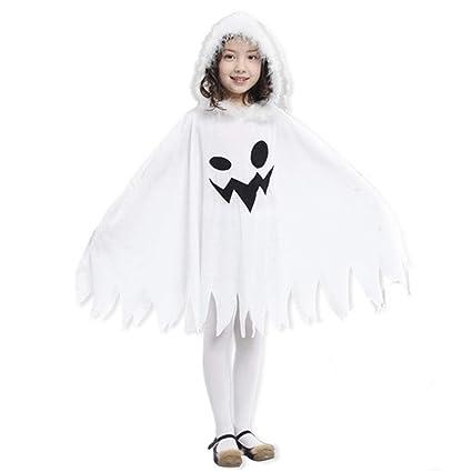 JUNGEN Capa Niños de Bruja Cosplay Disfraz de Halloween para Niño ...