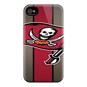 New Arrival Covers Cases With Nice Design - Tampa Bay Buccaneers For Iphone 4/4s