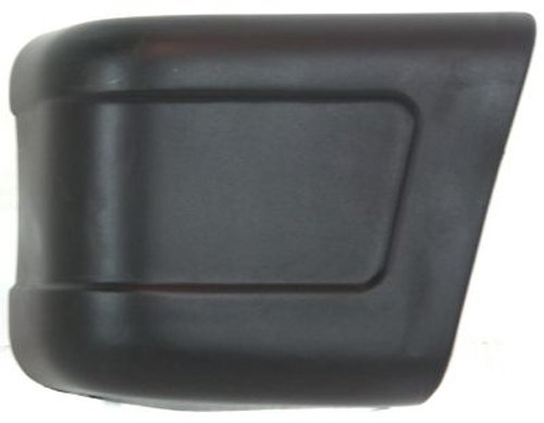 CPP Front, Driver Side Bumper End for 1986-1995 Suzuki Samurai (Suzuki Samurai Bumper End)