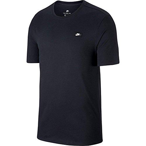 Heather Nike Homme shirt T Lbr Shoebox Noir xawBa