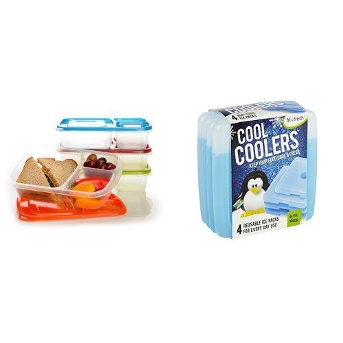 easylunchboxes-3-compartment-bento-lunch-box-containers-set-of-4-classic-and-fit-fresh-cool-coolers-