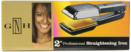 Gold 'N Hot GH9087 Professional Straightening Iron, 2
