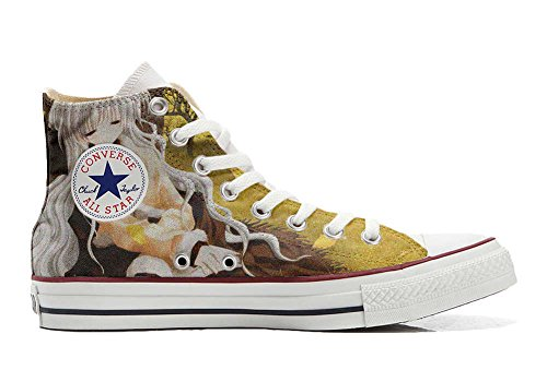 Converse Customized Adulte - chaussures coutume (produit artisanal) automne