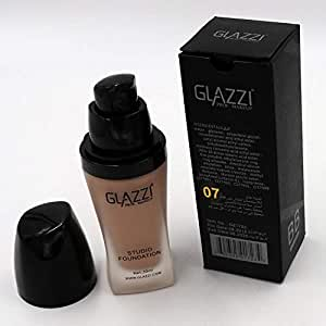 Glass bottle Face Foundation,GF1723-07