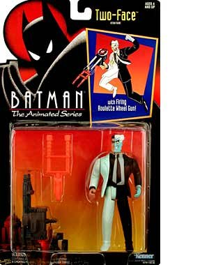 (Batman the Animated Series Two-face Figure)