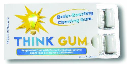 Think Gum - 6 Blister Packs (Think Gum)