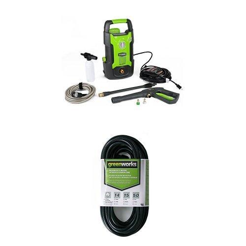 GreenWorks GPW1501 13 amp 1500 PSI 1.2...