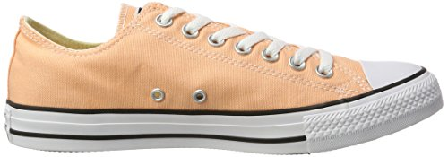 Converse Chuck Taylor All Star Ox Dames Trainers Oranje (zonsondergang Glow)