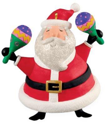 2f834fd957808 Amazon.com  Hallmark 2009 Feliz Navidad Ornament  Home   Kitchen