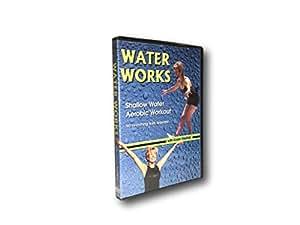 amazoncom water works water aerobics dvd amp cd with karen
