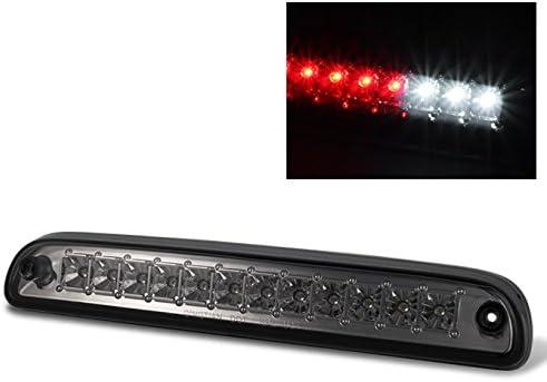 99-16 F250 F350 F450 F550 Superduty LED Third 3rd Brake Light Tail Lamp Smoke