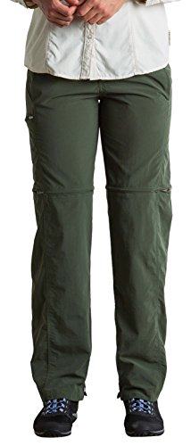 ExOfficio Women's BugsAway Sol Cool Ampario Convertible Hiking Pants