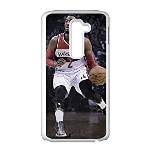 SANLSI The Dawn of a New Era Wizards White Phone Case for LG G2