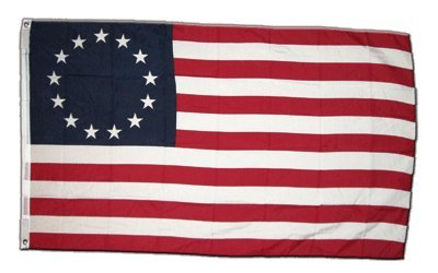 Flagge USA Betsy Ross 1777-1795 Misc. 90 x 150 cm
